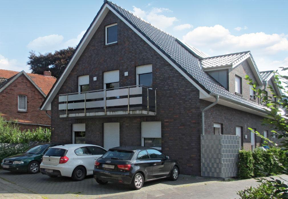 4-Familienhaus – Neubau in der Kirchstraße   Papenburg