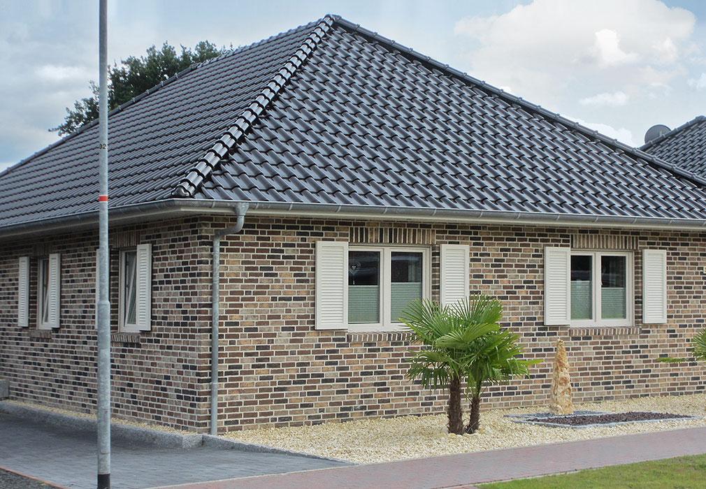 Bungalow – Neubau in der Kapitän-Poelmannstraße  Papenburg