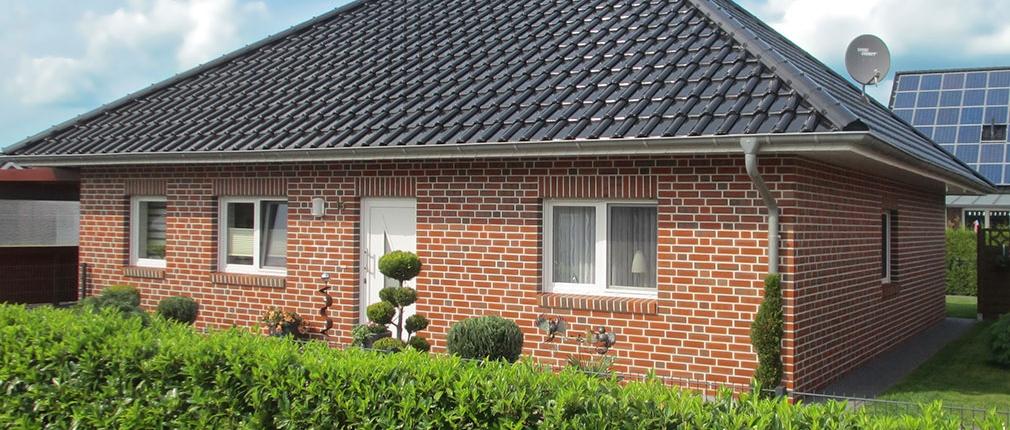 Bungalow – Neubau in der Maderstraße| Papenburg