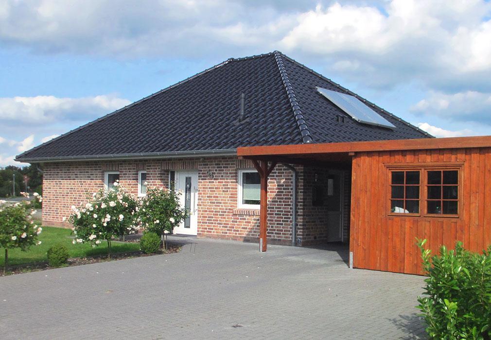 Bungalow – Neubau in der Maderstraße   Papenburg