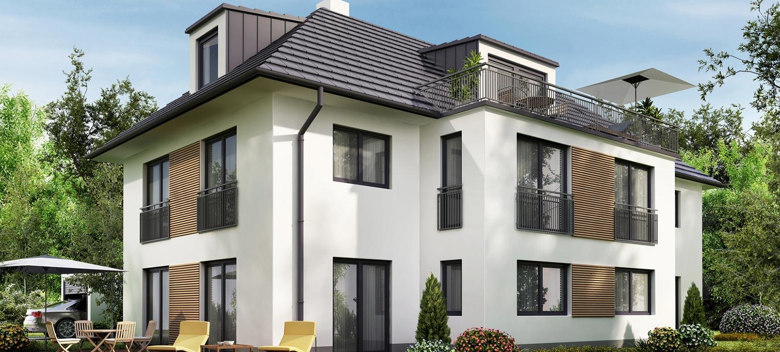 Mehrfamilienhaus Neubau | Oliver Telgen Bau GmbH